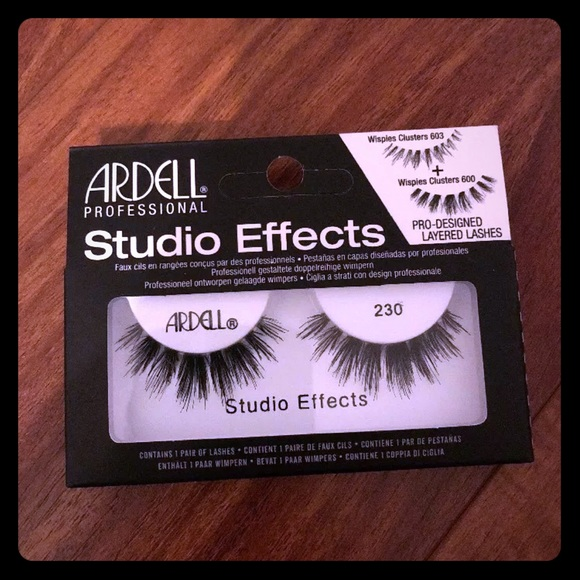 21fa368325d Ardell Makeup | Professional Studio Effects Eyelashes 230 | Poshmark